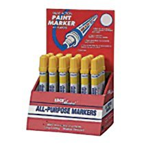 Markal 96819 Valve Action Paint Marker Counter Displays