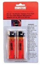 Master Appliance RC-31 Refillable Butane Fuel Cells