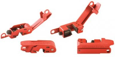 MASTER LOCK 506 Grip Tight Circuit Breaker Lockouts