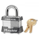 MASTER LOCK 3KA-3303 Laminated Steel Pin Tumbler Padlocks
