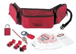 MASTER LOCK 1456E1106 Safety Series Personal Lockout Pouches