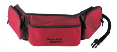 MASTER LOCK 1456P3KA Safety Series Personal Lockout Pouches