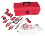 MASTER LOCK 1457E410KA Safety Series Personal Lockout Kits