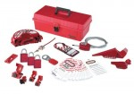 MASTER LOCK 1457VE1106KA Safety Series Personal Lockout Kits