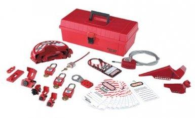 MASTER LOCK 1457VE410KA Safety Series Personal Lockout Kits