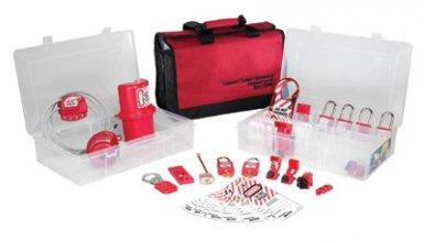 MASTER LOCK 1458E410 Safety Series Group Lockout Kits