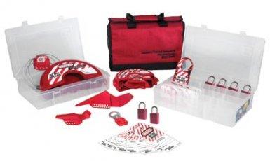 MASTER LOCK 1458V1106 Safety Series Group Lockout Kits