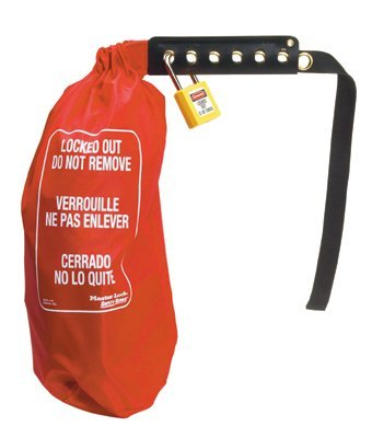MASTER LOCK 453L Safety Series Plug & Control Covers