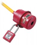 MASTER LOCK 487 Safety Series Rotating Electrical Plug Lockouts