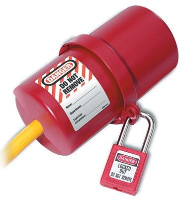 MASTER LOCK 488 Safety Series Rotating Electrical Plug Lockouts