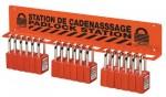 MASTER LOCK S1518 Safety Series Heavy Duty Padlock Racks