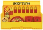 MASTER LOCK S1850V1106 Safety Series Lockout Stations