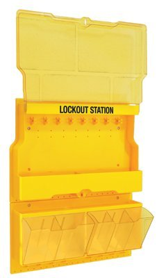 MASTER LOCK S1900 Safety Series Deluxe Lockout Stations