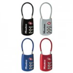 MASTER LOCK 4688D TSA-Accepted Combination Luggage Padlock