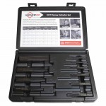 Mayhew Tools 37345 Mayhew Tools 10 Piece Screw Extractor Sets