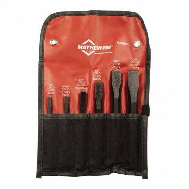 Mayhew Tools 60560 Mayhew Tools 6 Pc Cold Chisel Kits