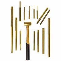 Mayhew Tools 61369 Mayhew Tools 15 Piece Brass Assortment Kit