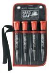 Mayhew Tools 66902 Mayhew Tools 4 Pc. Hard Cap Punch Sets