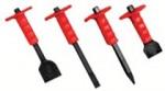 Mayhew Tools 94202 Mayhew Tools Floor Chisels with Guard