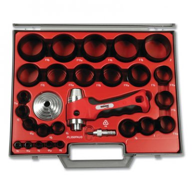 Mayhew Tools 66080 Tools 28 Pc Hollow Punch Set Sae