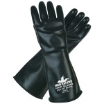 MCR Safety CP25L 14 in Butyl Rubber Gloves