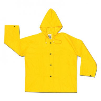 MCR Safety 388JHX4 388JH Dominator Hooded Rain Jackets