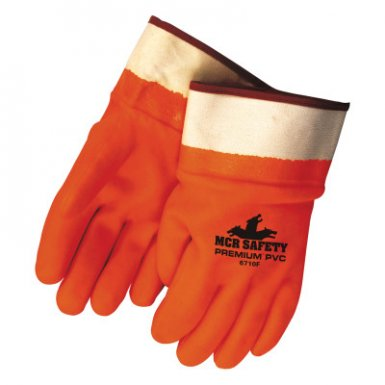 MCR Safety 6710F 6710F Foam Insulated Dipped Gloves