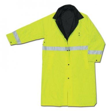 MCR Safety 7368CRX3 7368CR Luminator Raincoats