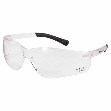 c9b564dc337 Crews BearKat Magnifier Protective Eyewear - MCR Safety 135-BKH15 - MCR Safety  Safety   Security