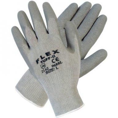 MCR Safety Flex Tuff-II Latex Coated Gloves