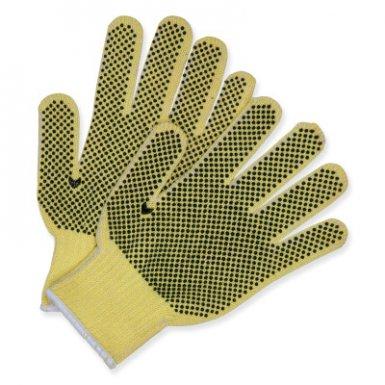 MCR Safety 9363L Gauge DuPont Kevlar Plait Gloves