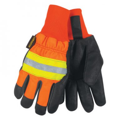 MCR Safety 34411XL Luminator Drivers Gloves