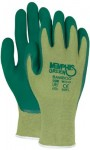 MCR Safety 96731GS Memphis Glove Green Bamboo Coated Gloves