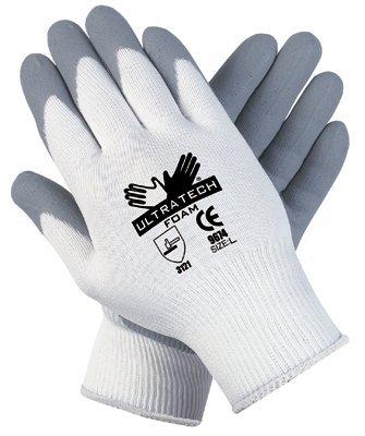 MCR Safety 9674M Memphis Glove Foam Nitrile Coated Gloves