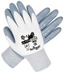 MCR Safety 9683L Memphis Glove Ultra Tech Nitrile Coated Gloves