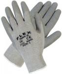 MCR Safety 9688L Memphis Glove Flex Tuff II Latex Coated Gloves