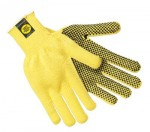 MCR Safety 9366L Memphis Glove 2-Sided PVC Dotted Gloves