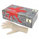MCR Safety 5060L Memphis Glove Disposable Latex Gloves