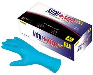 MCR Safety 6012M Memphis Glove Nitrile Disposable Gloves