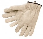MCR Safety 3100L Memphis Glove Premium-Grade Leather Driving Gloves
