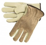 MCR Safety 3205L Memphis Glove Premium-Grade Leather Driving Gloves
