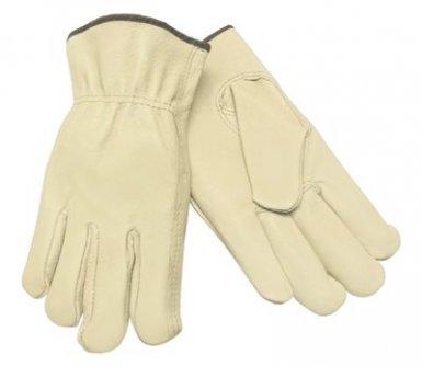 MCR Safety 3400XL Memphis Glove Pigskin Drivers Gloves