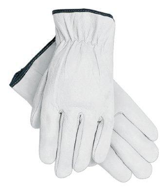 MCR Safety 3601L Memphis Glove Premium-Grade Leather Driving Gloves