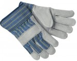 MCR Safety 1400A Memphis Glove Select Split Cow Gloves