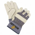 MCR Safety 1935L Memphis Glove Premium Grain Leather Palm Gloves