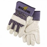 MCR Safety 1935XL Memphis Glove Premium Grain Leather Palm Gloves