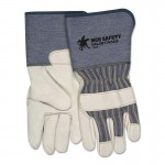 MCR Safety 1936M Memphis Glove Premium Grain Leather Palm Gloves