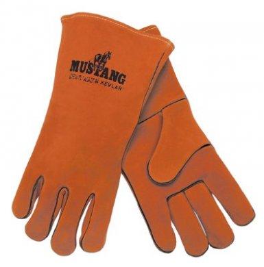 MCR Safety 4720 Memphis Glove Premium Quality Welder's Gloves