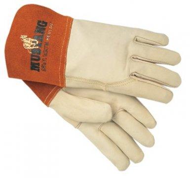 MCR Safety 4950L Memphis Glove Mustang Welding Gloves