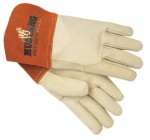MCR Safety 4950L Memphis Glove Mustang Welding Gloves